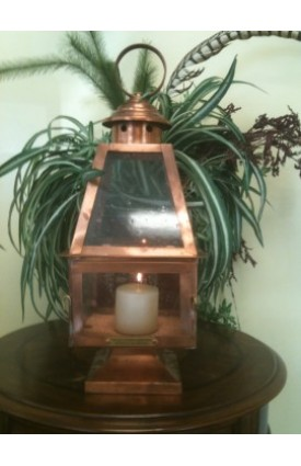 Harbor Candle Lantern