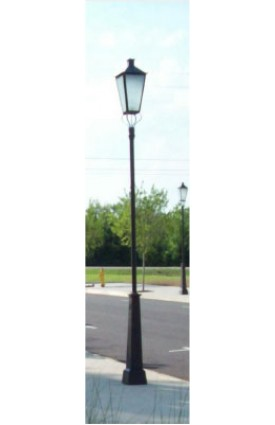 LS600 Light Poles